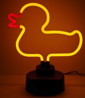 DUCK LIGHT Neonová lampa