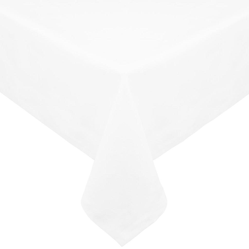COMPOSITION Ubrus 150 x 300 cm - bílá