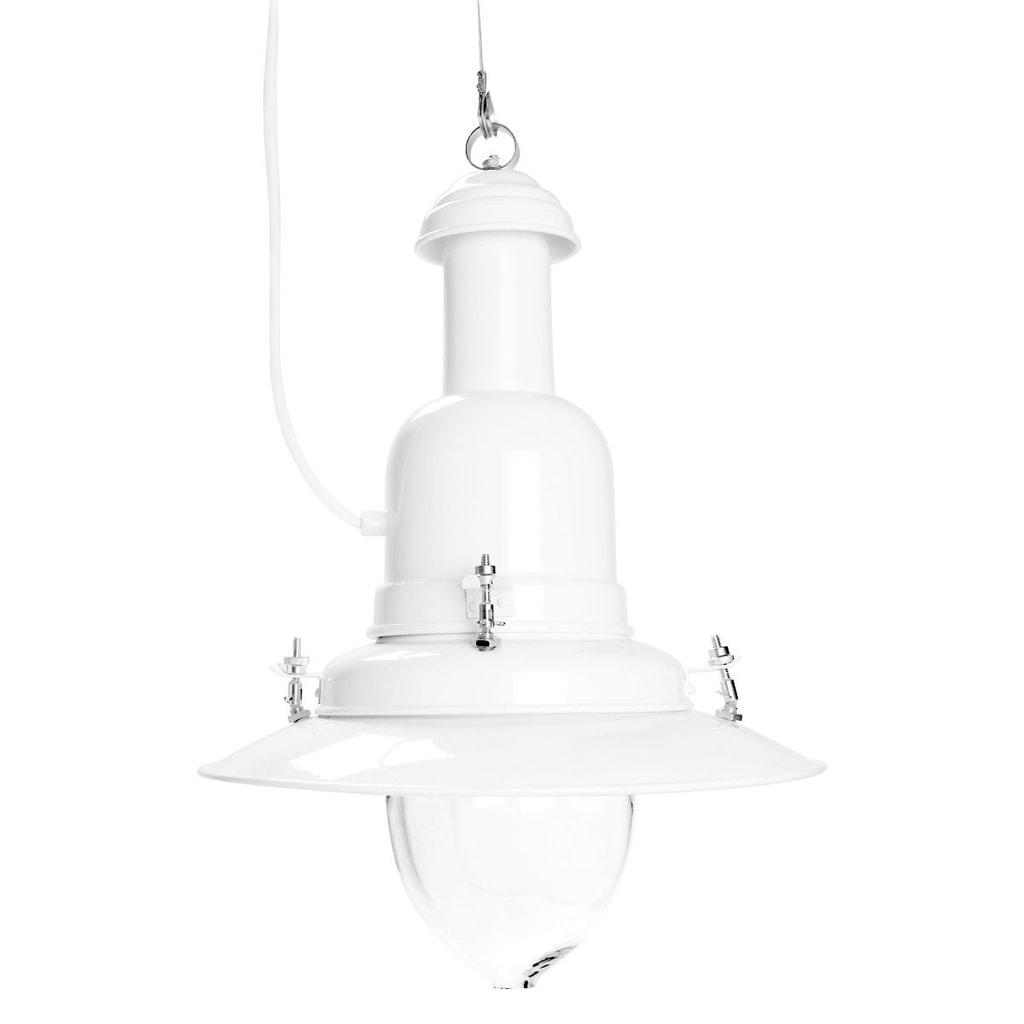 CABOOSE Závěsná lampa - bílá