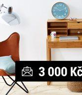Elektronický dárkový poukaz BUTLERS 3000 Kč