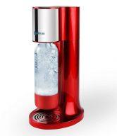 Orion 130650 Výrobník sodové vody Aquadream červený