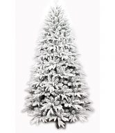 Vánoční zasněžený stromek se stojánkem Cardiff