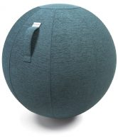 Petrolejový sedací / gymnastický míč  VLUV STOV Ø 65 - tip