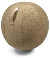 Kávový sedací / gymnastický míč  VLUV STOV Ø 65 - tip